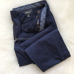 New Bonobos Pants Athletic 33x34 Premium Chinos
